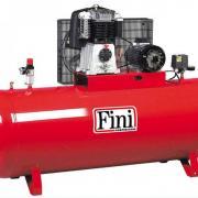 Поршневой компрессор с ременным приводом FINI BK-114-500F-5.5