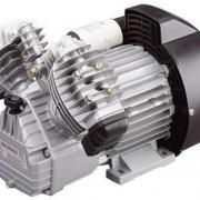Компрессорная головка с электродвигателем VKM 402-3M