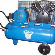 Поршневой компрессор с ременным приводом К-25М2
