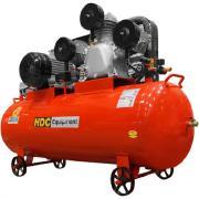 Компрессор HDC HD-A203 (900 л/мин, 10 атм, ременной, масляный, ресив. 200 л, 380 В, 6.50 кВт)