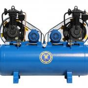 Поршневой компрессор с ременным приводом К-30