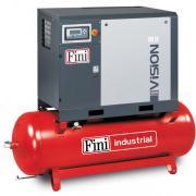 Винтовой компрессор на ресивере с осушителем FINI VISION 1508-500F-ES