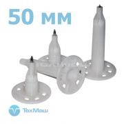 Дюбель для теплоизоляции 50 мм (1000 шт) под газовый пистолет [BWD 50-60-52]