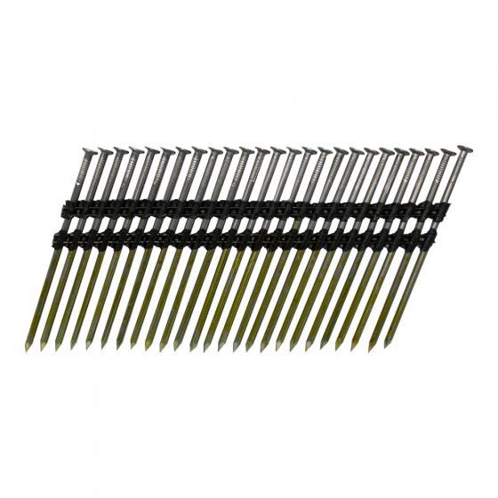 Реечные гвозди 21 градус 2.5x50 мм гладкие (Ф)