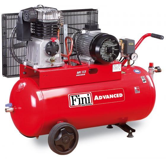 Поршневой компрессор с ременным приводом FINI MK 113-90-5.5