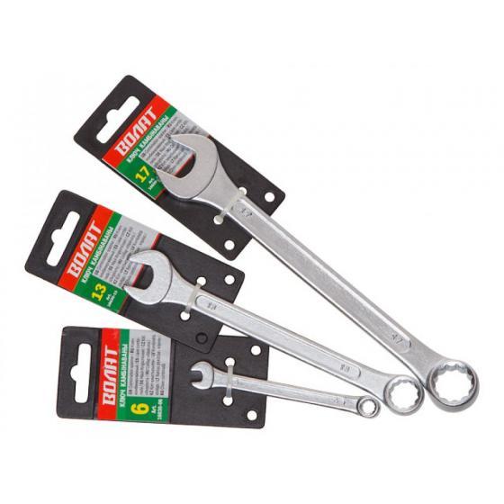 Ключ комбинированный 15мм ВОЛАТ (16030-15)