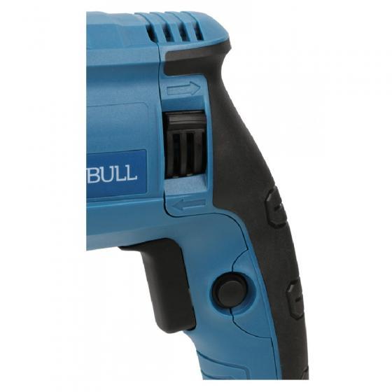 Перфоратор BULL BH 2801 в чем. (900 Вт, 3.2 Дж, 4 реж., патрон SDS-plus, БЗП в комплекте, вес 3.8 кг) (01005325)
