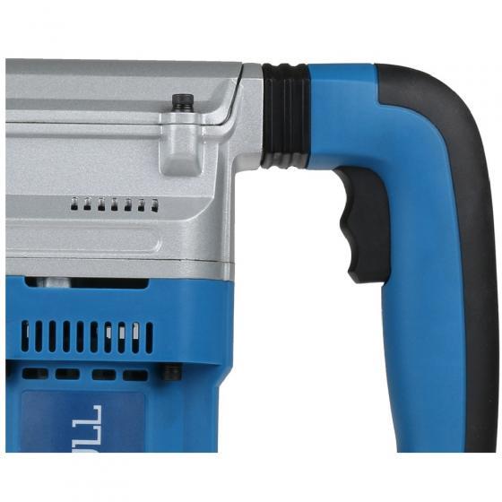 Перфоратор BULL BH 4001 в чем. (1250 Вт, 10.0 Дж, 2 реж., патрон SDS-MAX, вес 6.6 кг) (02007325)