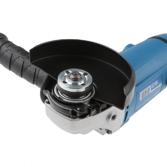 Одноручная углошлифмашина BULL WS 1201 в кор. (1200 Вт, диск 125х22 мм, регул. об.) (03002125)