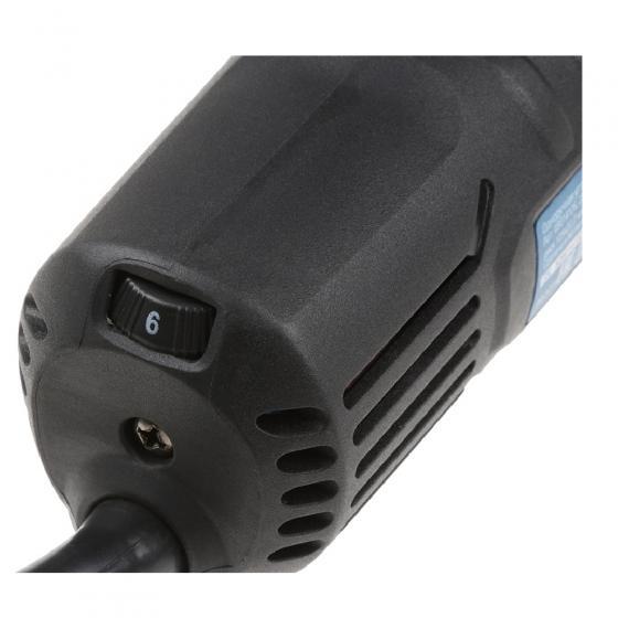 Одноручная углошлифмашина BULL WS 1202 в кор. (950 Вт, диск 125х22 мм, регул. об., плавный пуск) (03014126)