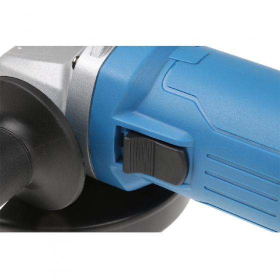 Одноручная углошлифмашина BULL WS 1203 в кор. (1200 Вт, диск 125х22 мм, регул. об., плавный пуск) (03015126)