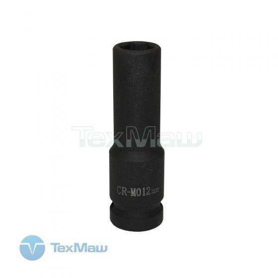 """Головка торцевая ударная удлиненная FROSP 1/2"""" - 12 мм"""