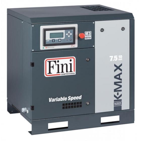 Винтовой компрессор без ресивера с частотником FINI K-MAX 7,5-10 VS