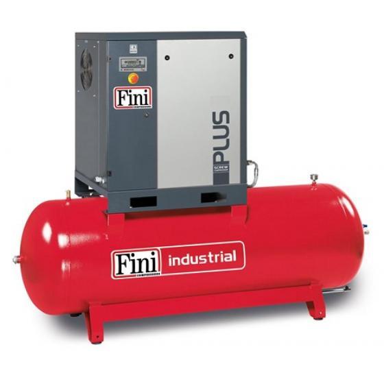 Винтовой компрессор на ресивере FINI PLUS 15-10-500