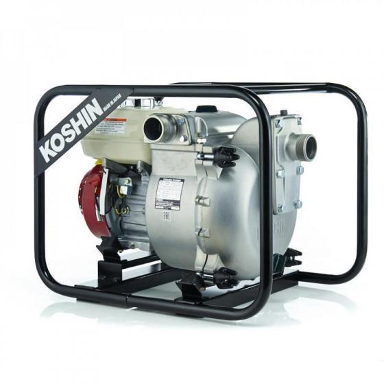 Бензиновая грязевая мотопомпа Koshin KTH-50X o/s