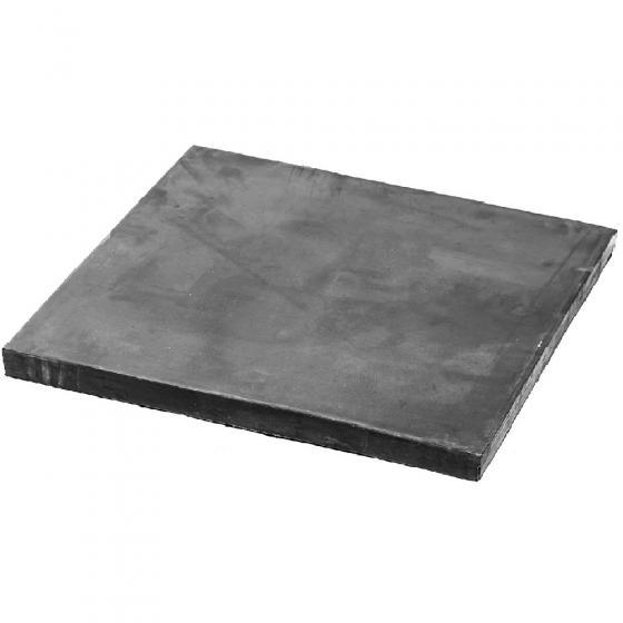 Техпластина 40 мм ТМКЩ-C 2Ф (720х720 мм, ~32.6 кг) ГОСТ 7338-90