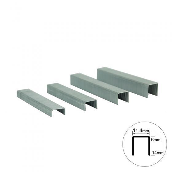 Скоба тип 53 ‑ высокопрочная - 6 мм (53/06) 1000шт