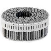 Отзыв на товар Гвозди на пластиковой ленте 2,5х65 мм оцинкованные кольцевые 7800шт